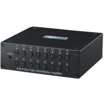 Distribuitor si amplificator video SC&T CD 408A-2