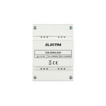 Doza separatie Electra CSB.2DR02.ELW0R, 2 iesiri, 2 intrari, ABS