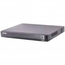 DVR HDTVI CU 16 CANALE HIKVISION TURBOHD POC DS-7216HQHI-K2P