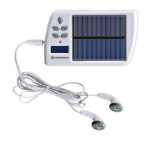 Incarcator solar cu mp3 player Bresser 3810230