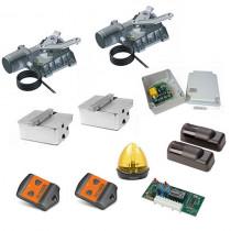 Kit automatizare poarta batanta Roger Technology Kit R21/353, 3.5 m, 230 Vac, 800 Kg