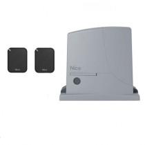 Kit automatizare poarta culisanta Nice ROX600KLT, 600 Kg, 230 Vac, 300 W