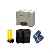Kit automatizare poarta culisanta Powertech PL-800, 800 Kg, 8 m, 24 Vdc