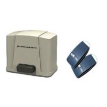 Kit automatizare poarta culisanta Powertech PL-500FS, 500 Kg, 6 m, 24 Vdc