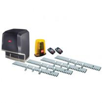 Kit automatizare poarti culisante BFT ICARO NF, 2000 Kg, 230 V, limitator electromagnetic