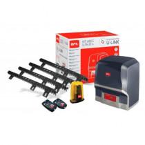Kit automatizare porti culisante ARES 1000, 1000 Kg, 230 V, LCD
