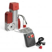 Kit automatizare usa sectionala Motorline KVM100, 35 m2, 230 Vac, 550 W