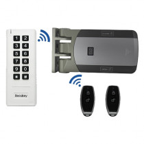 Kit cititor de proximitate stand alone cu tastatura wireless Secukey YLI-D1, RFID, 50 m, 500 utilizatori