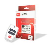 Kit receptor interior si telecomanda BFT MIME AC+M4 RAINBOW, 2 canale, wireless, 230 V