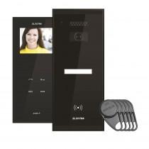 kit-videointerfon-1-familie-touch-line-smart-vkm-p1sr-t3s4-elb