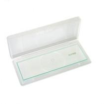 Lamela micrometrica 0.01 mm Bresser 5916710
