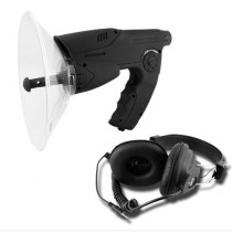 Microfon directional 100 metrii