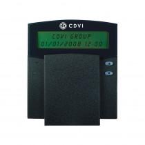 Modul de afisaj si tastatura CDVI Centaur CK-TRAK-L, LCD, E-Bus, Traker