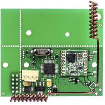Modul de integrare AJAX uartBridge, 85 detectori, interfata UART, 2000 m