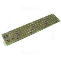 Modul indicator cu LED-uri 50 zone Advanced MXP-513L-050RD, carcasa extinsa, LED incendiu/defect