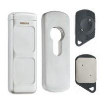 Protectie magnetica pentru cilindru DORCAS-MG-100, inox, 2 chei