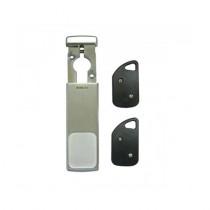 Protectie magnetica pentru cilindru DORCAS-MG-30, inox, 2 chei