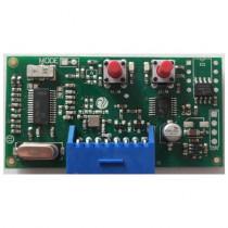 Receptor radio Roger Technology H93/RX2/RC, 2 canale, cod saritor, 256 coduri