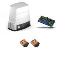 Semikit automatizare poarta culisanta Roger Technology Semikit H30/645, 600 Kg, 24 V, 240 W