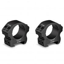 Set inele pentru luneta de 25 mm Vortex PRO PR1-M