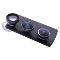 Set lentile foto clip-on pentru smartphone Bresser 8911005