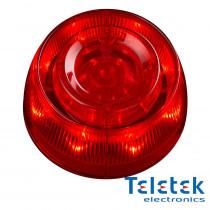 Sirena adresabila de incendiu cu Flash Teletek SensoIRIS WSST IS