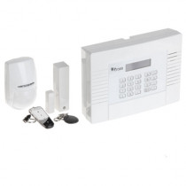 Sistem de alarma Pyronix ENF-APP-KIT-AM, wireless, 4 zone, GSM/GPRS/3G