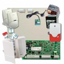 Sistem alarma antiefractie DSC PC1616 + Seka sms