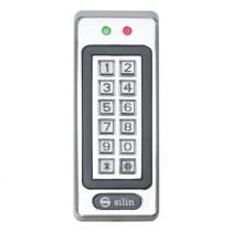 Cititor de proximitate stand alone/controler cu tastatura Silin SK-1011, RFID