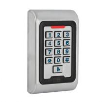 Cititor de proximitate stand alone/controler cu tastatura Silin SK-8EM-W, Wiegand 26, RFID, IP68