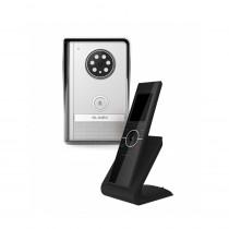 Kit videointerfon SLINEX RD-30, 1 familie, aparent, vila