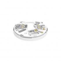 Soclu alb pentru senzori Hochiki ESP Intelligent YBN-R/3, 2.5 mm, IP20, alb