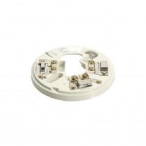 Soclu de montaj conventional Hochiki CDX YBN-R/6, cablu 2.5 mm2, ABS ivoriu