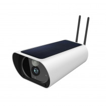 Camera supraveghere IP wireless cu panou solar SOLAR-WIFICAM, 2 MP, IR 10 m, WiFi