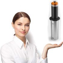 Stalp automat din otel vopsit electrolitic Rise VIGI800