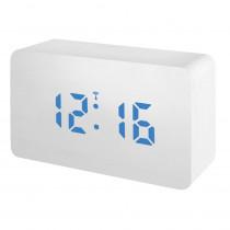 Statie meteo Bresser MyTime W RC 8020400CM3BLU, termometru, alarma