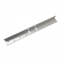 Suport L pentru fixare electromagnet dublu MBK-280NDL, aparent, aliaj de aluminiu