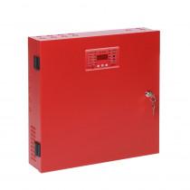 Sursa de alimentare 27.6 V/2 A EN54-2A17, 230 VAC/50 Hz, montaj aparent, LED