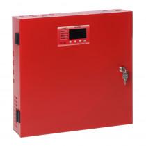 Sursa de alimentare 27.6 V/2 A Pulsar EN54-2A17LCD, 230 VAC/50 Hz, montaj aparent, LCD