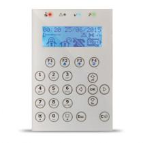 Tastatura Concept/Gx, LCD soft touch, 1 terminal