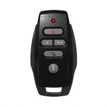 Telecomanda bidirectionala wireless Paradox REM25, 5 butoane, 6 comenzi, 50 m