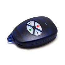 Telecomanda wireless Paradox REM1, 4 butoane, 5 comenzi, unidirectional