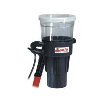 Tester detectori de temperatura SOLO 423-001, cablu inclus, 110/120 V, max 90 grade