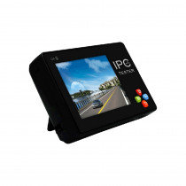 Tester portabil pentru camere IP / analogice, 3.5 inch, WiFi, touch screen
