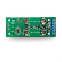 Transmitator universal Inim Air2-UT100, wireless, 3 canale