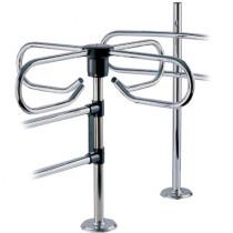 Turnichet rotativ Gunnebo 61301111 glass stile r