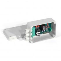 Unitate de control Motorline MC8, 230 Vac, 433.92 MHz, cod saritor
