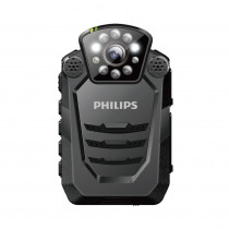 BODY CAMERA FULL HD PHILIPS VTR8200 + CARD 16 GB CADOU
