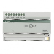 Actuator Dimming Slaver ADDS-02/05.1, 2 canale, 230 Vca, 15 scenarii