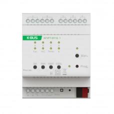 Actuator ventilator AFVFT-0710.1, 2 canale, BUS